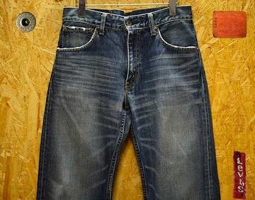 ◆廃盤◆リーバイス503リラックスストレートW30(84cm)・股下82cm