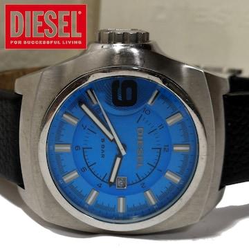 【箱・保証書】1スタ★DIESEL ディーゼル【超巨大】メンズ腕時計