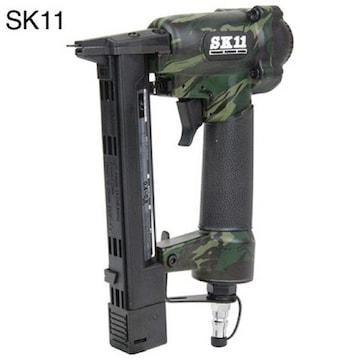 新品 【SK11】エアタッカー 迷彩T425L SA-T425L-X1CA[45942]
