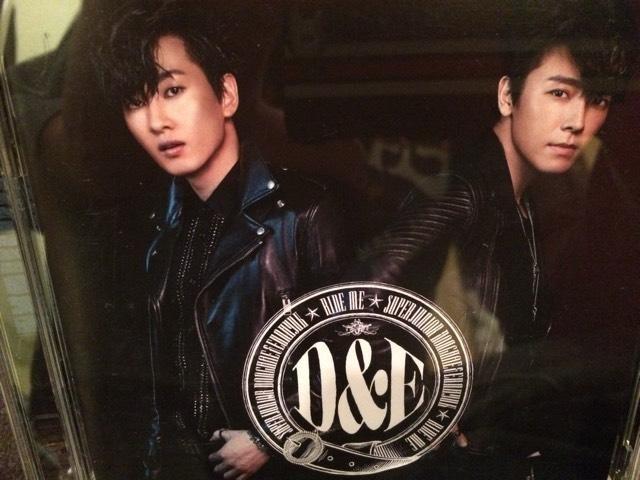 激レア!☆SUPERJUNIOR/RIDE ME☆E.L.F−JAPAN限定盤CD+DVD☆美品  < タレントグッズの