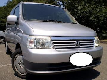 激安売切車検満タン大人気ステップワゴン人気のシルバーナビ付き