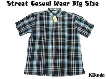 XL 新品 ビッグサイズリラックス 大きいチカーノー ローライダーストリートオバーサイズ-30