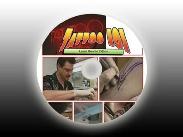 ◆アートメイク◆How To Tattoo◆(DVD)◆