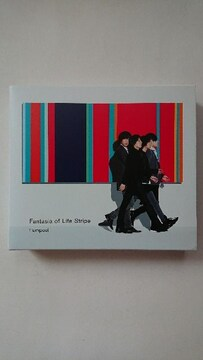 flumpool fantasia of Life Stripe スリーブケース入