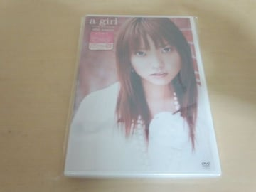 安倍麻美DVD「a girl 〜I wish upon a song〜」●