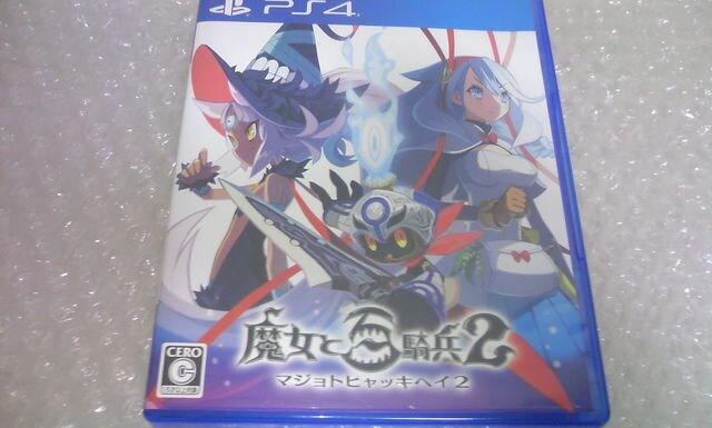PS4 魔女と百騎兵2  < ゲーム本体/ソフトの