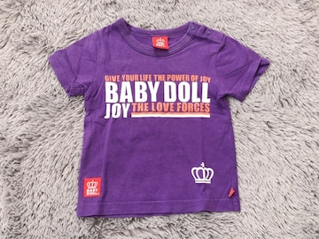 BABY DOLL★半袖Tシャツ80