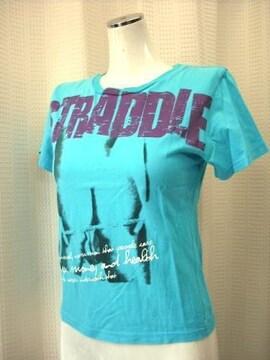 【FACETH】ライトブルーのTシャツです