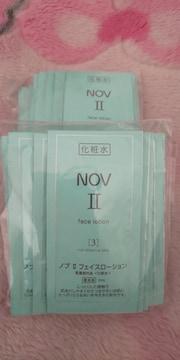 NOVノブ�Uフェイスローション化粧水サンプル低刺激性