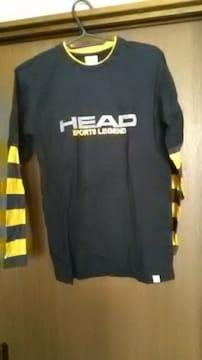 4*新品*HEAD *長袖Tシャツ