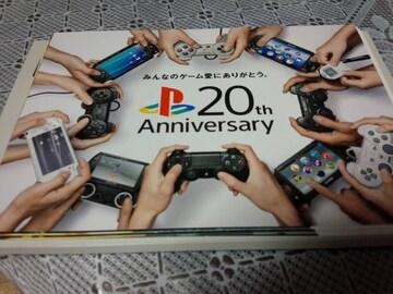 プレイステーション20周年卓上カレンダー非売品 三國無双など
