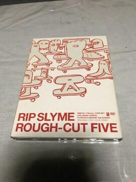 リップスライム DVD2枚組