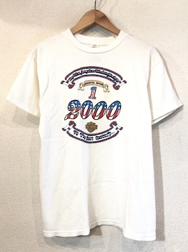 THE REAL McCOY'S×HARLEY-DAVIDSON■Tシャツ■旧リアルマッコイ