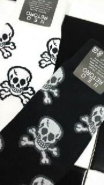 新品◆靴下�A足セット◆パンク系ロック系◆バラ売り不可◆