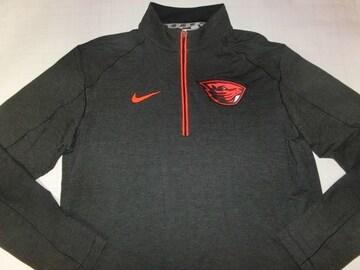 レア Nike製 DriFit USカレッジ【OREGON ST BEAVERS】JKT US XL