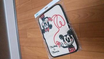 ☆ミッキー&ミニーマウス 新品☆母子手帳