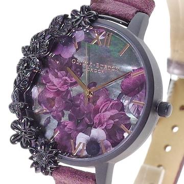 オリビアバートン 腕時計 レディース OB16AD44 クォーツ