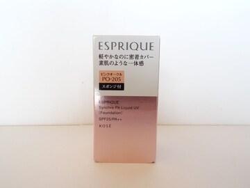 最終処分 エスプリーク シンクロフィット リキッド UV#PO-205