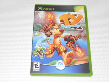 xbox★Ty the Tasmanian Tiger 海外版