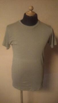 売り切りセール/ALTERNATIVE/オーガニックコットン/Tシャツ/オリーブ/S/オルタナティブ