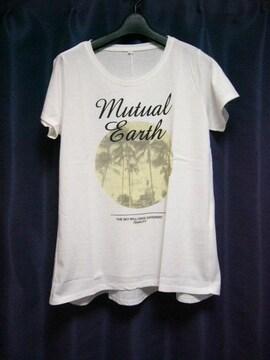 ★ノーブランド Lサイズ半袖Tシャツ★