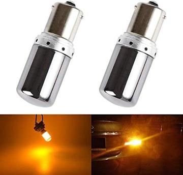 Futwod S25 LED シングル ウインカー ステルスバルブ ハイフラ防