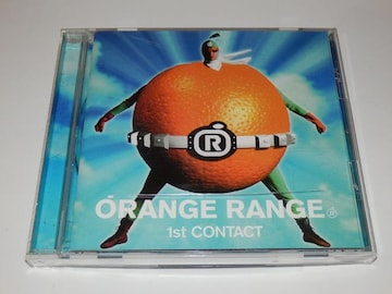 ♪ORANGE RANGE/1st CONTACT