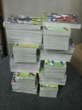パニーニフットボールリーグカード1000枚以上詰め合わせ福袋