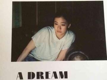 激安!超レア!☆蒼井優/写真集A DREAM☆初版!☆超美品!☆