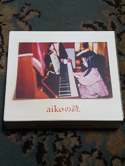 aiko aikoの詩 4枚組ベスト  < タレントグッズの