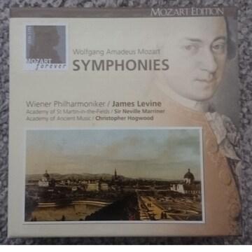 KF  モーツァルト  交響曲全集  14CD