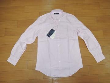 新品フレッドペリーFRED PERRY BDシャツ XSピンク ボタンダウン