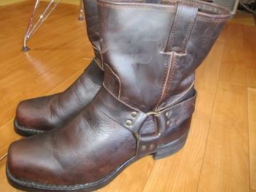USA製 FRYE フライ リング ブーツ 29センチ 美品