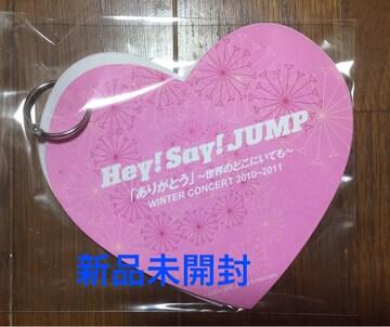 新品☆Hey!Say!JUMP ジャニーズSHOP★フォト付リングメモ帳