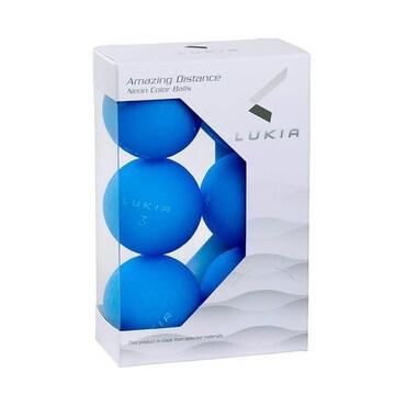 ゴルフボール NEON BLUE