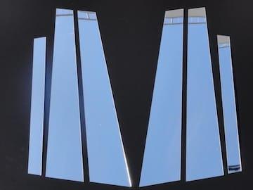 クロームメッキ超鏡面ピラーモール W168A160A190A210L