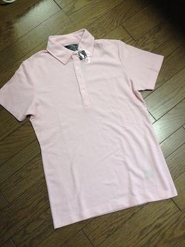 新品WJK  ピンク ポロシャツ ダブルジェイケイ