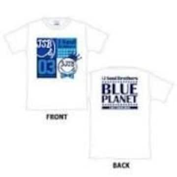 即決 三代目J Soul Brothers 3JSB Tシャツ ホワイト Lサイズ