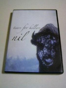 レア DVD tears for killers / nil ■ ロックバンド ニル ミュージッククリップ集