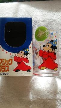 ディズニー マジックグラス ミッキー ミニー未使用箱入ドナルドデイジーファンタ