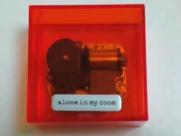 オルゴール[非売品] 鈴木あみ/鈴木亜美「alone in my room」