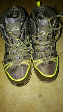 GROWHILL グローヒル 登山靴 トレッキングシューズ 25cm
