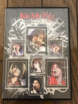 キスマイ 逢えるde Show vol.3 DVD