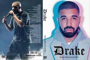2017!Drake プロモ集!PVMV 2DVD 52曲 ドレイク