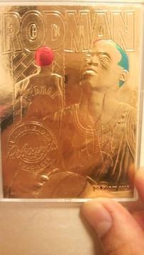 1996 ロドマン ゴールドカード