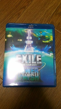 EXILE LIVE TOUR 2011 TOWER OF WISH 願の塔2DISC Blu-ray