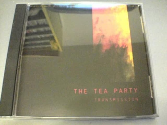 THE TEA PARTY CD TRANSMISSION  < CD/DVD/ビデオの