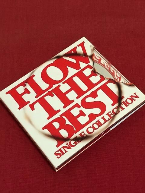【送料無料】FLOW(BEST)初回盤CD+DVD  < タレントグッズの