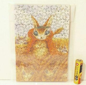 ○ 猫のダヤン『ジグソーパズル (ミニ) 完成品※未接着』22g