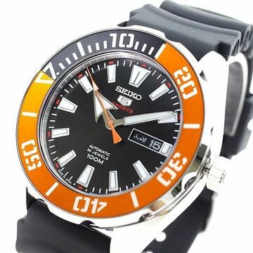 セイコー腕時計 メンズ SRPC59J自動巻き セイコ—5 メンズ